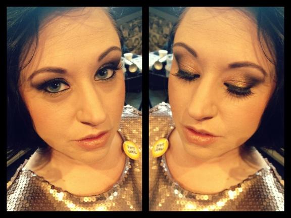 Sara bachelorette makeup