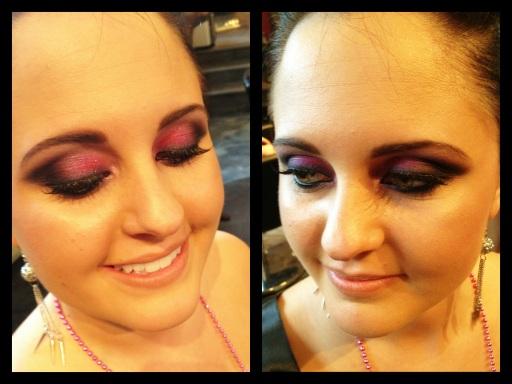 Cara Bachelorette makeup