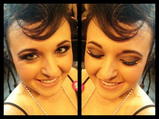 Amy Bachelorette Makeup
