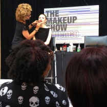 Lori Taylor for Smashbox keynote