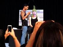 Sutan Amrull aka Raja from RuPaul's Drag Race keynote