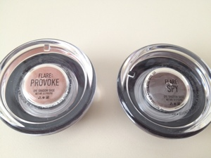 Eye Shadow Bases in Spy and Provoke