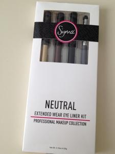 Extended Wear Eye Liner Kit - Neutral