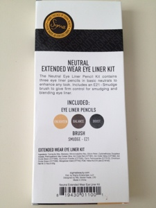 Extended Wear Eye Liner Kit - Neutral