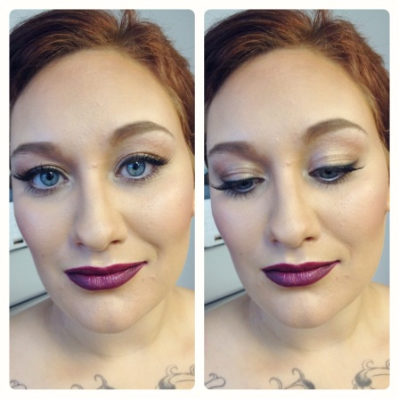 Briana LSWE Contest Makeup